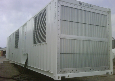 Controlled Atmosphere Containers