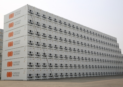 Refrigerated Reefers