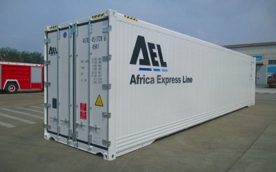 Africa Express Lines Container Fleet