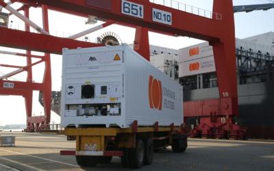 Africa Express Lines Container Fleet